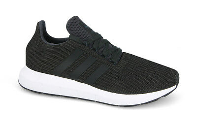 cheap for discount 5dadb 1d933 Adidas Swift Run Scarpa Per Il Tempo Libero Uomo Originale Nero Cq2114