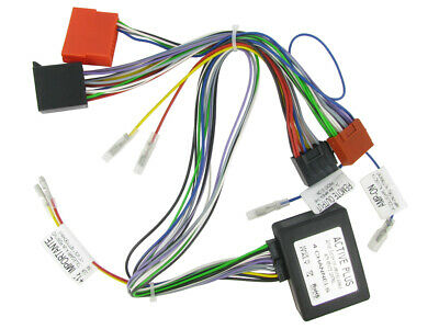 Ct53-Po01 Porsche Active System Adapter Harness Lead Loom Fits 911/Boxter