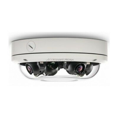 Arecont Vision AV12275DN-NL 12 Mp   360° Panoramic IP Dome Camera, No Lens