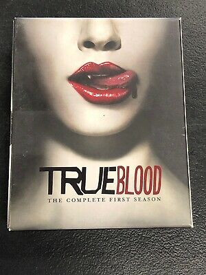True Blood The Complete First Season Pre-Owned Bluray Disc Set