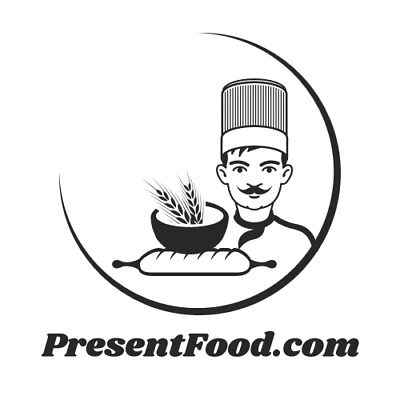 PresentFood.com PREMIUM Chow Food Dine Restaurant Catering Delivery Domain Name