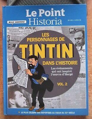 The Characters of Tintin in HISTORY - Vol. 1 and 2 - Historia - Mint!