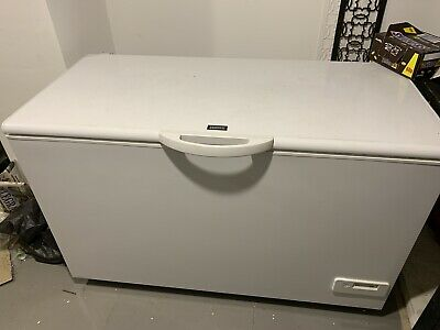 used commercial chest freezers