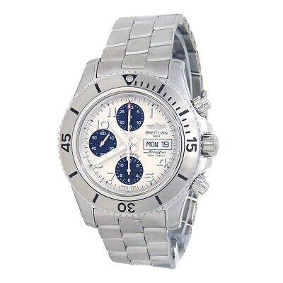 purchase cheap cb0ef 00084 BREITLING SUPEROCEAN CHRONOGRAPH Steelfish Stainless Steel ...