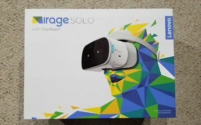 Lenovo standalone VR headset Mirage Solo with Daydream / Snapdragon 835/6 DoF /