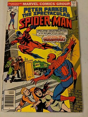 PETER PARKER THE Spectacular Spider-Man #1 eBay Exclusive