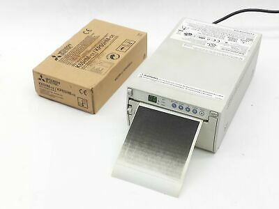 Mitsubishi P93Dw Digital Monochrome Printer Thermal Medical P93D W/ Usb Cable