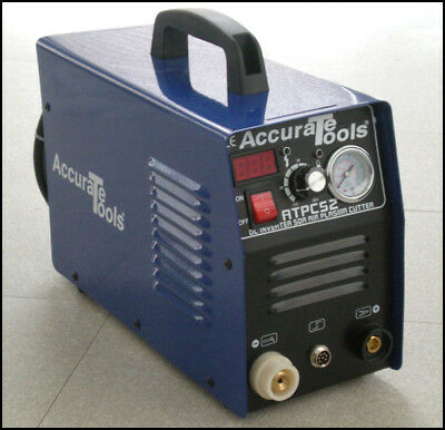 Brand New 50 Amp Air Plasma Cutter Dc Inverter 50A Cutting! Dual Voltage!