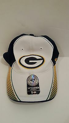 c64f87435b7eb NFL GREEN BAY Packers  47 Brand Game Time Closer Stretch Fit Hat NEW ...
