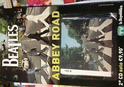 The Beatles Remastered Album-Abbey Road CD