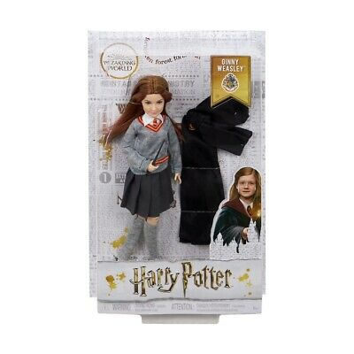 Harry Potter Ginny Weasley Doll Gryffindor Movable Joints Birthday Gift AU Stock