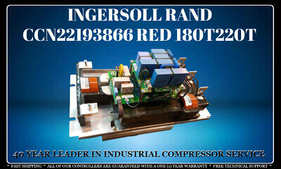 Red180T220T Ingersoll Rand Ccn22193866 Input Module With One Year Warranty