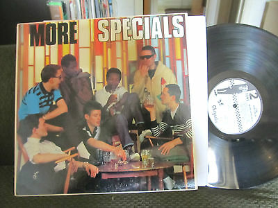 Die Specials LP More Enjoy Yourself Chrysalis 2 Tone 1303 1980 Terry Hall Ska