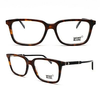 Occhiali Montblanc Mb675 Eyewear Frame Glasses New Old Stock 100% Authentic