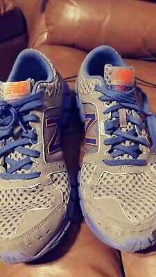 8f055f6d7734 Euc New Balance 750 V1 Running Shoes Sneakers Lace-Up Lightweight Womens  Size 10