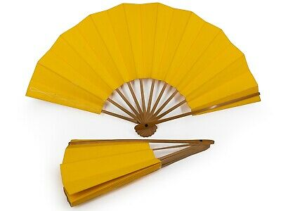 Vintage Japanese Kyoto Odori 'Maiogi' Set of Two Folding Dance Fans: Feb 19-L