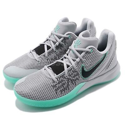 f92f474ded37 Nike Kyrie Flytrap II EP 2 Irving Grey Black Men Basketball Shoes AO4438-003