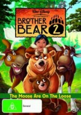 Brother Bear 2 (2006) [New Dvd]