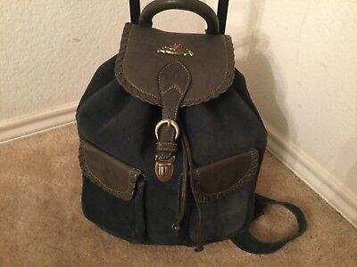 43c50756f273 VINTAGE CAVALCANTI GENUINE Leather bag made in Italy . -  69.00 ...