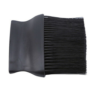 Professional Neck Face Duster Soft Nylon Brush Comb Hairdressing Tool 6A