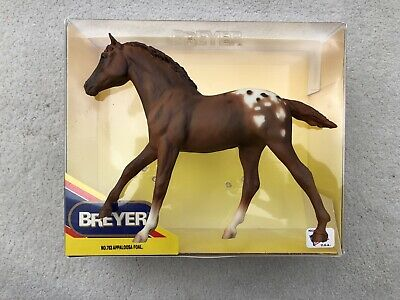 New Sealed Vintage Breyer Creations Horse Stablemate #5038 Bay Morgan Mare G1