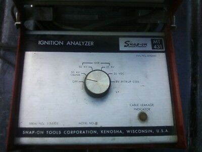 Snap-On MT431 Ignition Analyzer