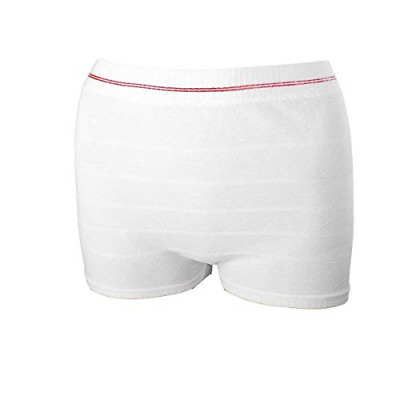Mesh Postpartum Underwear High Waist Disposable Post Bay C-Section Recovery for