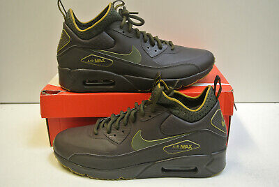 NIKE AIR MAX 90 ULTRA MID WINTER Herrenschuhe Turnschuhe Sneaker Top ... 6df6b975e