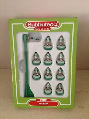 Subbuteo Legends / Leggenda Team - Algeria 1982