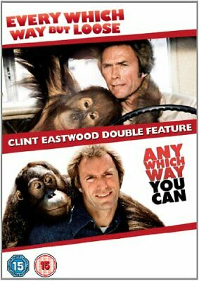 Every Which Way But Loose/Any Which Way You Can [DVD] [2005][Region 2]