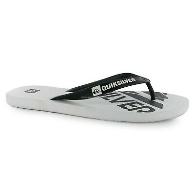 Farah Classic Shore Slip On Black Synthetic Mens Flip Flops FAR0114 095 M9