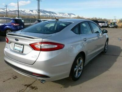Ford Fusion Colors >> 13 18 Ford Fusion Spoiler Factory Style Painted Lifetime