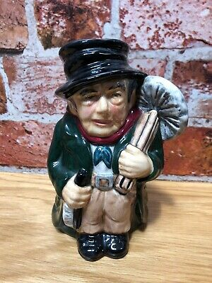 ROY KIRKHAM TOBY JUG.. 15cm High.. VINTAGE RETRO PUB BAR