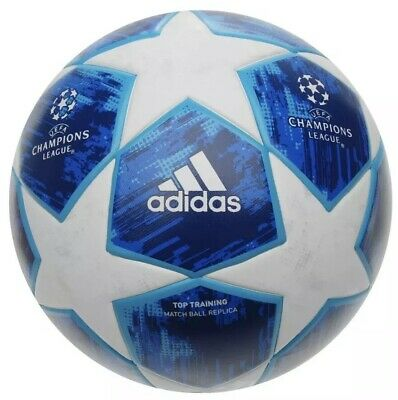 Adidas Original Champions League Finale 18 Top Training Soccer Ball SIZE 5.  New! 572a22680b11f