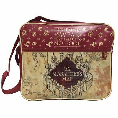 Harry Potter Marauder's Map Messenger Bag