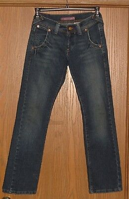 Boy Faded Awesome Jeans Button Vintage Size 513 Levi's 1m Cut Fly Rare Womens Iw18S