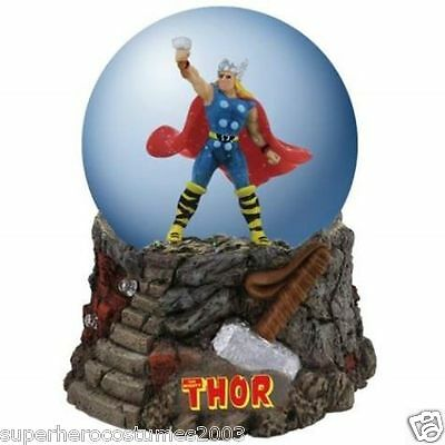 Los Vengadores The Mighty Thor Agua Globe 100MM Marvel Comics Nuevo 22902