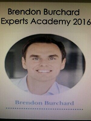 Brendon Burchard - Experts Academy 2016 FULL COURSE