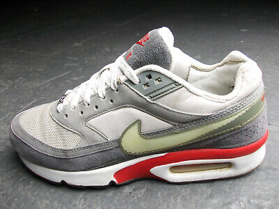 separation shoes 8fe24 9ff93 Nike Air Max Bw Classic 90 97 270 Tn Command 41 Weiss Grau Rot Guter Zustand