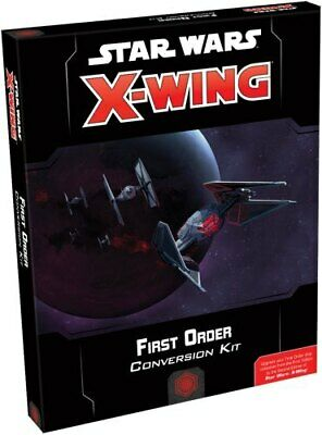Star Wars X-Wing Second Edition First Order Conversion Kit Board Game