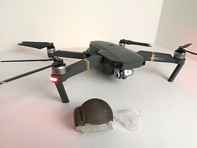 Working DJI Mavic Pro Drone Battery and Replacement Flat Cable Gimbal Issue
