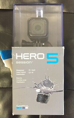 GoPro Hero 5 Session 10MP WiFi Waterproof Action Sport Camera - Brand new
