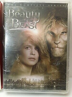 Beauty and the Beast: The Complete Series (DVD) Ron Perlman,  Linda Hamilton