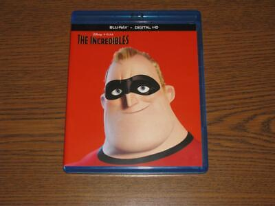 The Incredibles (Blu-ray, 2-Disc Set)