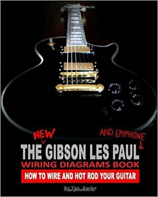 GIBSON LES PAUL Vintage Relic Build Your Own Guitar Wiring ... on