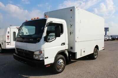 2007 Fuso FE140 14 ft Hackney Plumbers Body 2007 Fuso FE140, WHITE with 134,217 Miles available now!