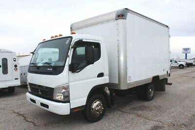 2010 Fuso FE145 TRUCK 2010 Fuso FE145, WHITE with 160,670 Miles available now!