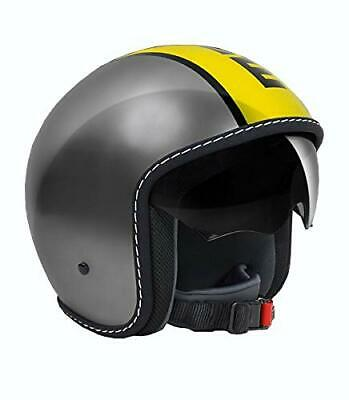 Helm Momo Design Blade Glos Metal Yellow Größe Xl
