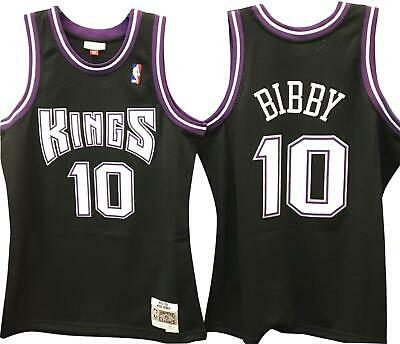 2bce055db05e Mike Bibby Sacramento Kings Nba Hardwood Classic Throwback Swingman Jersey
