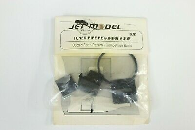 JET MODEL TUNED Pipe Retaining Hook Ducted Fan / Pattern / Competition  Boats NOS